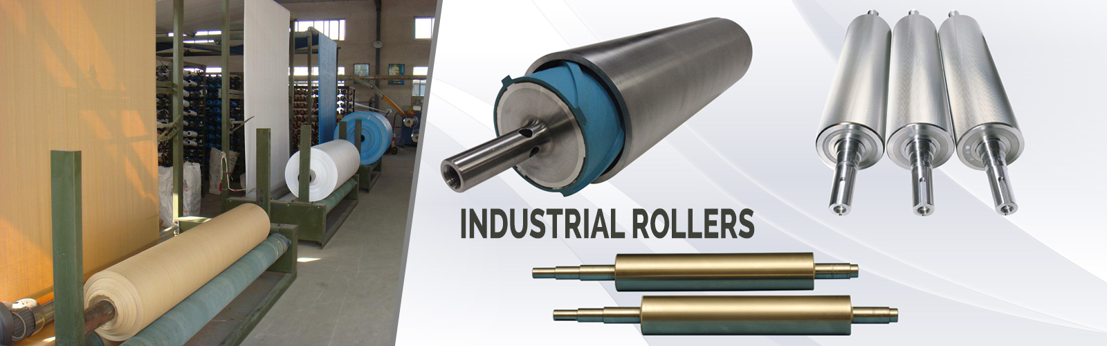 Conveyor Rollers Manufacturer,Cast film extrusion roller for film plant
