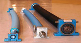 Pinch rollers for steel plant,Heat transfer roll & chill rolls