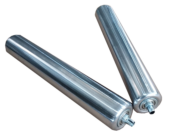 Conveyor Roller, Rubber conveyor rollers, Conveyor Roller Manufacturer, Conveyor Roller India, Gujarat