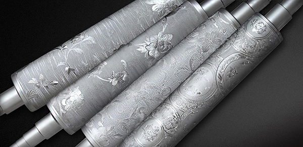 Embossing Roller Supplier, Embossing Roller For Textile Industries