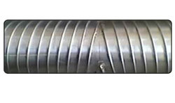 SS Scroll Roller, Stainless Steel Scroll Roller