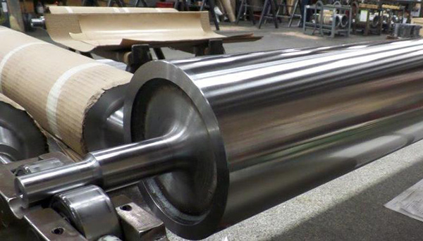 Stainless Steel Roller, Stainless Steel Roller manufacturers, Mirror Finish Rolls Supplier, Stainless Steel Roller India